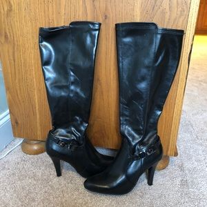 Size 11 knee-high boots